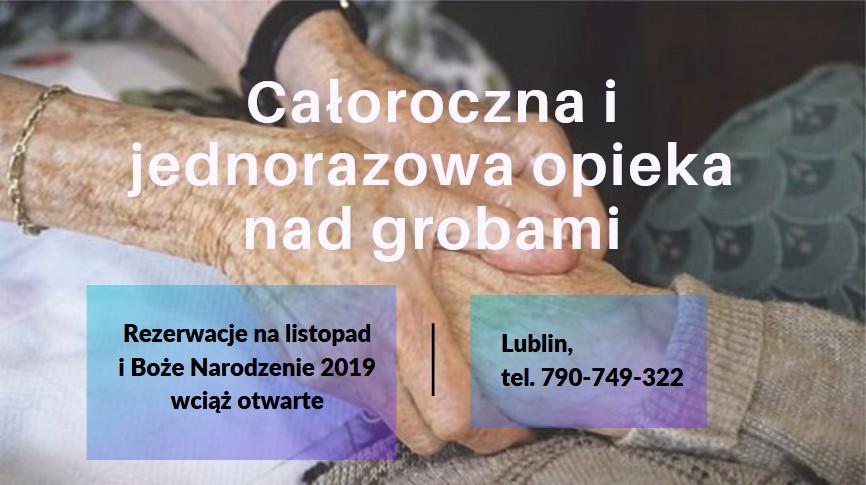 Opieka nad grobami Lublin